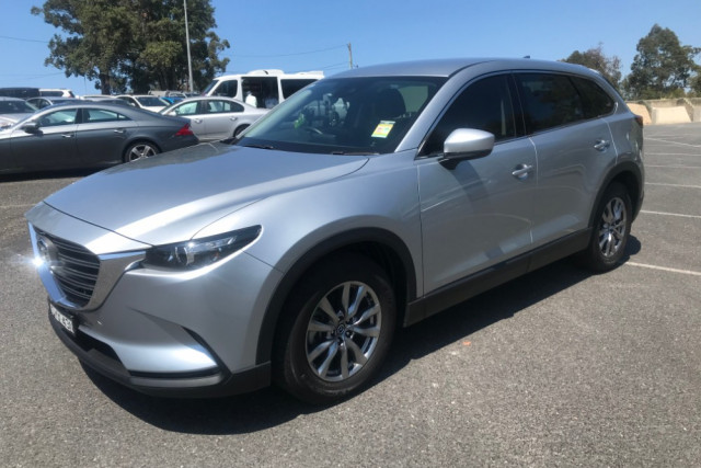 2018 Mazda CX-9 TC Touring Suv Mobile Image 1