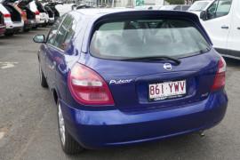2002 Nissan Pulsar N1 Hatchback Hatchback