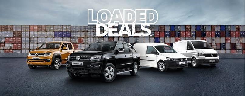 The Volkswagen Demonstrator Sale