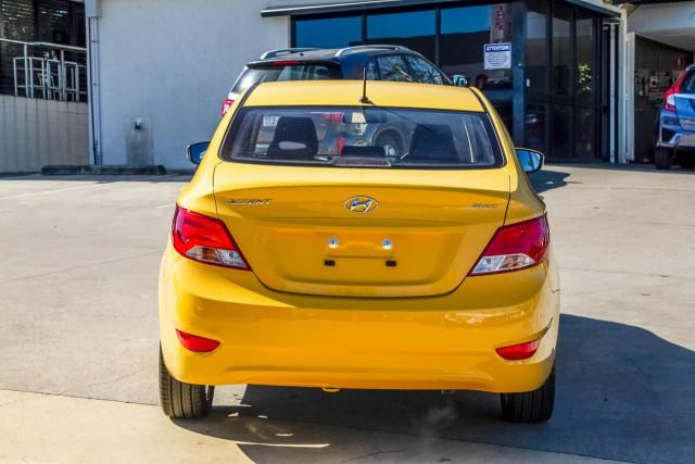 2018 Hyundai Accent RB6 MY18 Sport Sedan Image 5