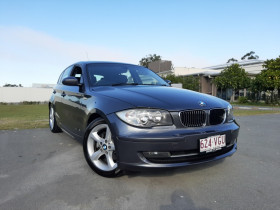 BMW 120i Hatchback E8