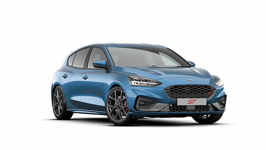 2020 MY20.25 Ford Focus SA ST Hatch Image 1