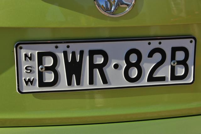 2011 Holden Barina Spark MJ  CD Hatchback Mobile Image 7
