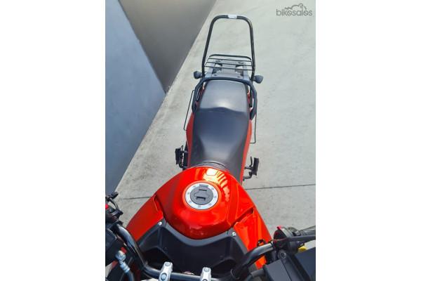 2009 Suzuki V-Strom 650 Motorcycle Image 3