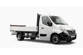 Renault Master Cab Chassis Single Cab X62