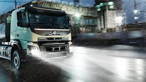 The new Volvo FMX Enlightening news.