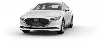 2021 MY20 Mazda 3 BP G25 GT Sedan Sedan image 3