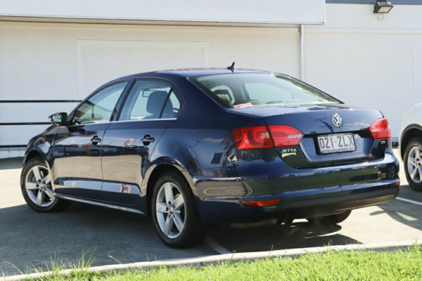 2014 Volkswagen Jetta 1B MY14 118TSI DSG Comfortline Sedan Image 3