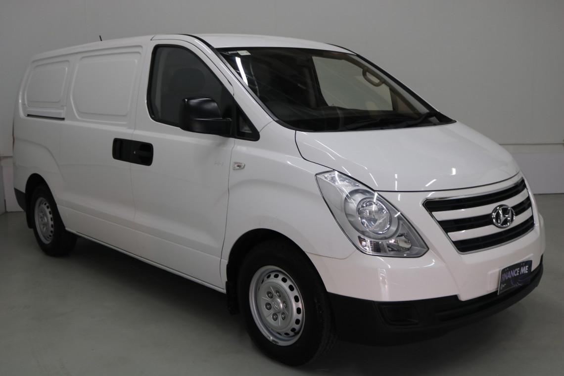 2016 MY17 Hyundai Iload TQ3-V SERIES II MY17 Van