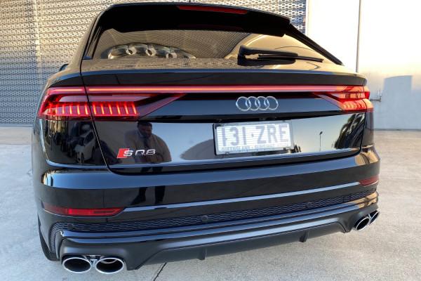 2020 Audi Q8 S 4.0L TDI 320kW Quattro 8Spd Tiptronic Suv Image 4