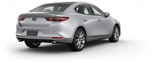 2020 Mazda 3 BP G25 Astina Sedan Sedan Mobile Image 13