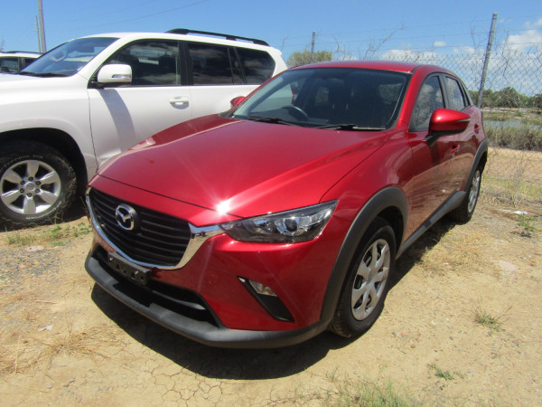 2016 Mazda CX-3 DK2W7A NEO Suv