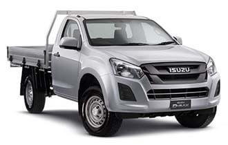 4x4 SX Single Cab Chassis