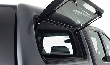 Canopy Lift-up Window Option