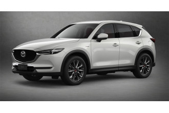 Mazda CX-5 100th Anniversary KF