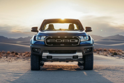 2018 MY19 Ford Ranger PX MkII Raptor Ute