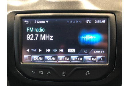 2016 Holden Colorado RG Turbo LS 4x4 dual cab Image 5