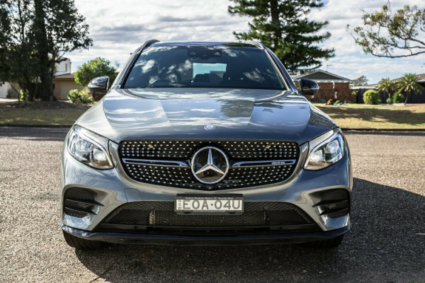 2016 Mercedes-Benz Mb Cclass X253 GLC43 GLC43 AMG Wagon Image 4