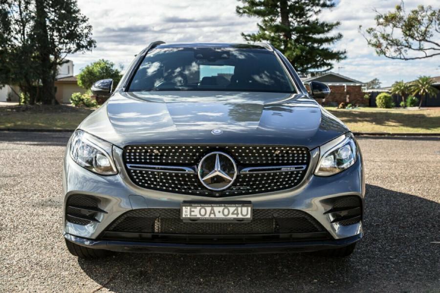 2016 Mercedes-Benz Mb Cclass X253 GLC43 GLC43 AMG Wagon