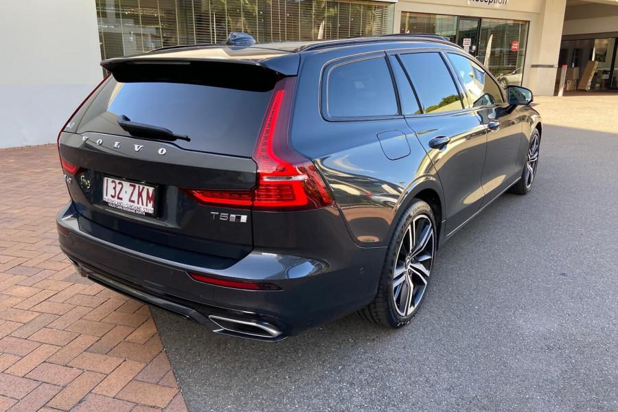 2019 MY20 Volvo V60 F-Series T5 R-Design Wagon