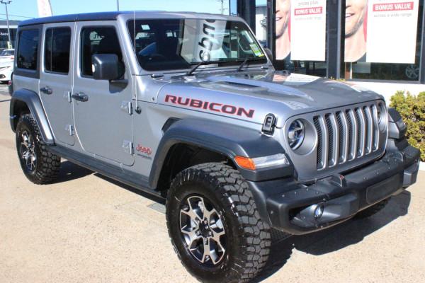 2020 MY0  Jeep Wrangler JL Rubicon Unlimited Hardtop
