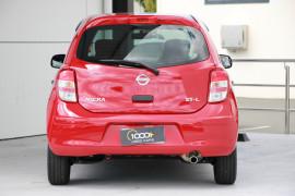 2011 Nissan Micra K13 ST-L Hatch Image 4