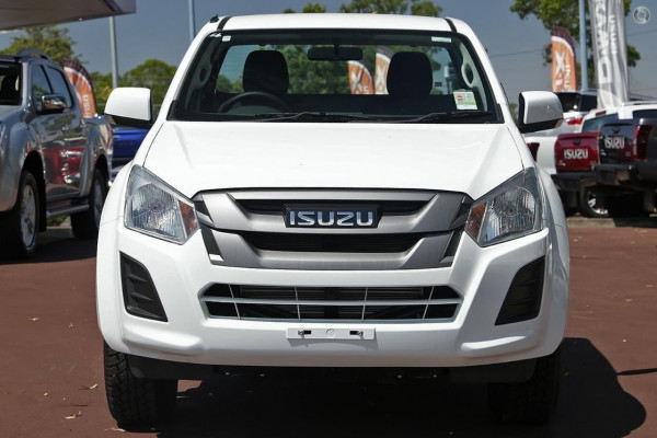 2019 Isuzu UTE D-MAX SX Single Cab Chassis 4x4 Cab chassis Image 2