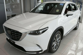 Mazda CX-9 100th Anniversary TC