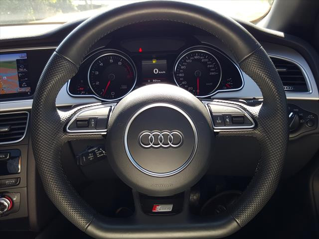2015 MY16 Audi A5 Cabriolet