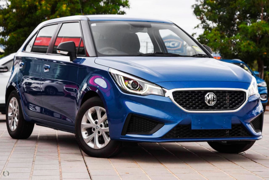 2020 MY21 MG MG3 SZP1 Core Hatchback