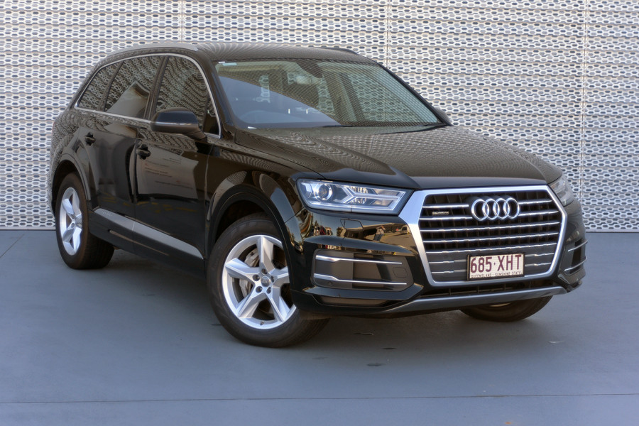 2015 MY16 Audi Q7 4M MY16 TDI Suv Mobile Image 1