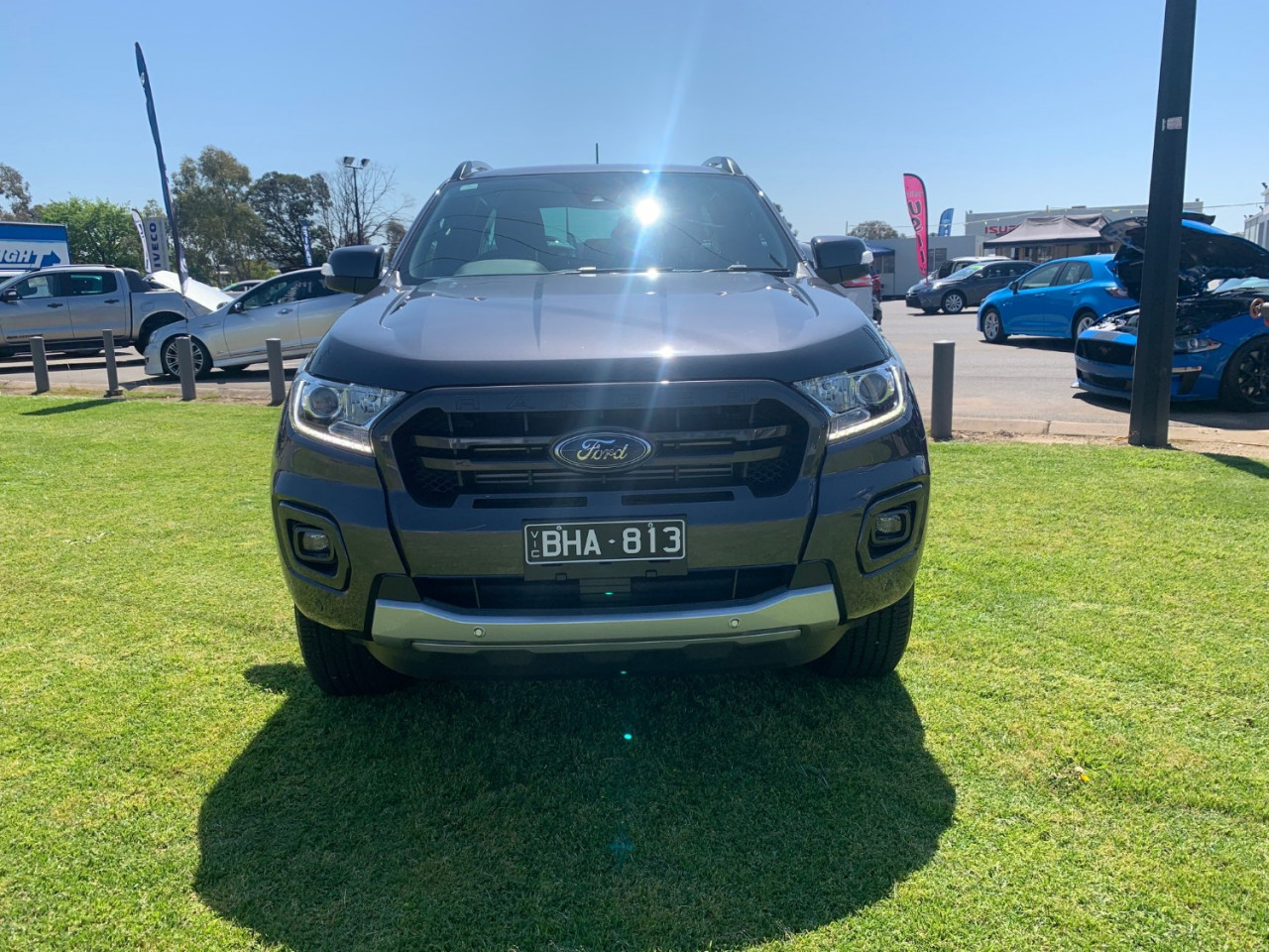 2019 MY19.75 Ford Ranger PX MkIII 4x4 Wildtrak Double Cab Pick-up Utility Image 3