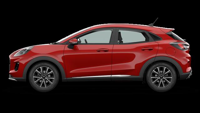 2020 MY20.75 Ford Puma JK Puma Wagon