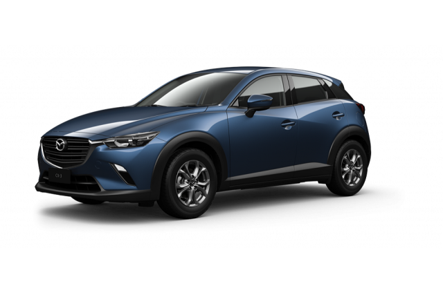 2021 MY0  Mazda CX-3 DK Maxx Sport Other