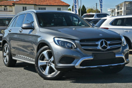 Mercedes-Benz GLC-Class GLC220 d 9G-Tronic 4MATIC X253 808MY
