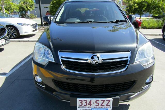 2012 Holden Captiva CG Series II MY12 5 Suv Image 3