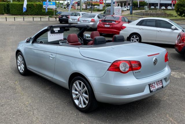 2007 Volkswagen Eos 1F TDI Convertible Image 5