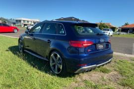 2016 MY17 Audi S3 8V MY17 Hatch Image 5