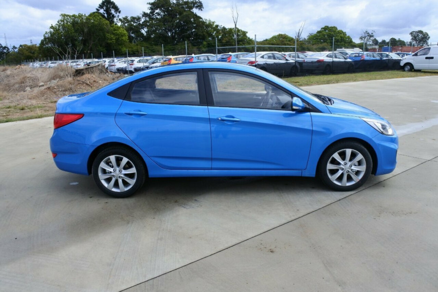 2018 MYch Hyundai Accent RB6 Sport Sedan Sedan