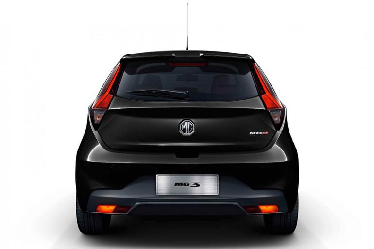 2020 MG MG3 SZP1 Excite Hatchback Image 4