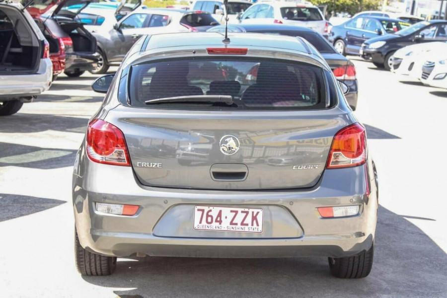 2012 Holden Cruze JH MY12 Equipe Hatchback Image 4