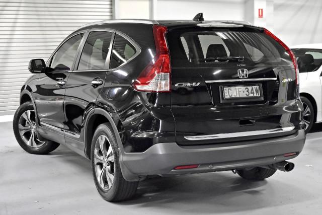 2012 Honda CR-V RM VTi-L Suv Image 2