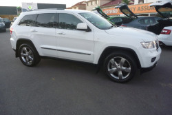 Chrysler Grand Cherokee Limited WK