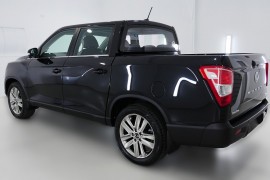 2019 MY18 SsangYong Musso Q200 Ultimate Utility