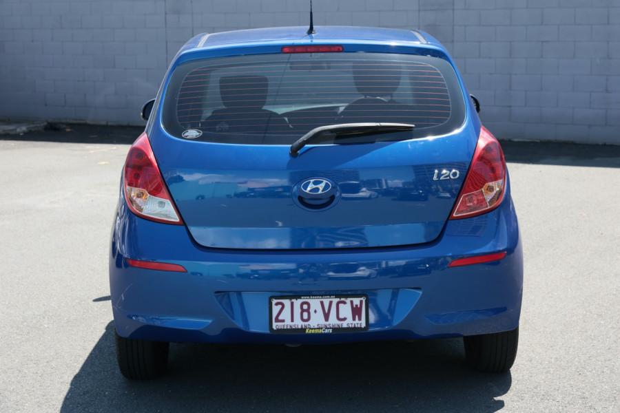 2014 Hyundai I20 PB MY14 Active Hatch Image 4