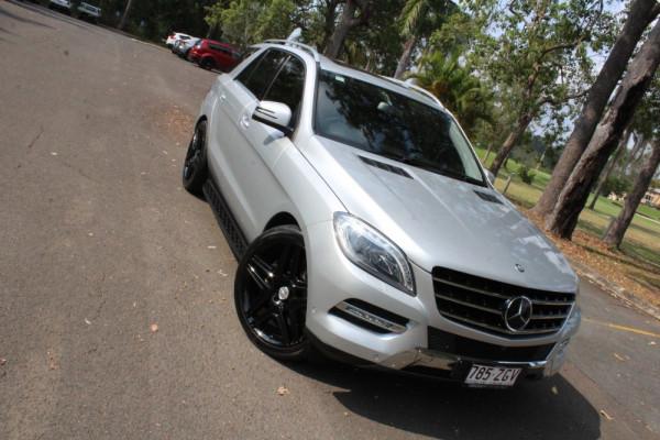 Mercedes-Benz M-class WAG W1