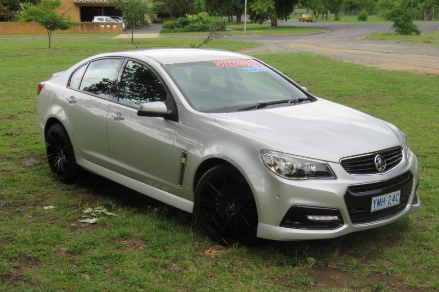 2014 Holden Commodore Vf Sv6 For Sale In Canberra John Mcgrath