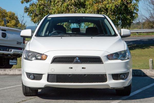 2009 Mitsubishi Lancer CJ MY10 VR Hatchback