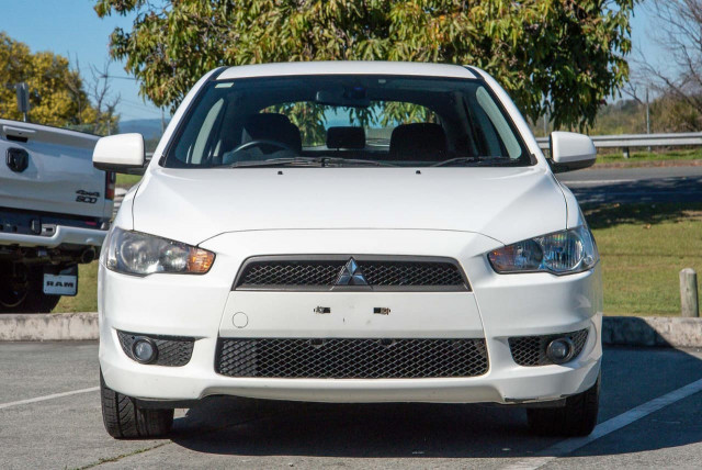 2009 Mitsubishi Lancer CJ MY10 VR Hatchback Image 3