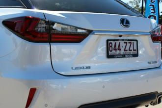 2017 Lexus RX GGL25R RX350 Sports Luxury Suv Image 4